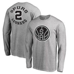 NBA Fanatics • Kawhi Leonard LS T-Shirt • SZ L